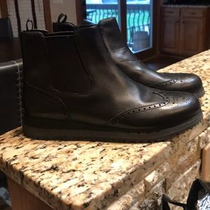 Men's Prada low rise boots - size 11